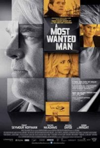 A Most Wanted Man כרזת הסרט