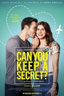 Can You Keep a Secret כרזת הסרט