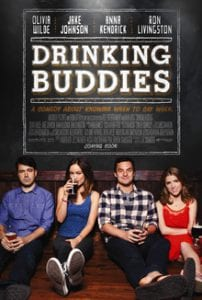 Drinking Buddies כרזת הסרט