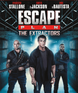 Escape Plan The Extractors כרזת הסרט