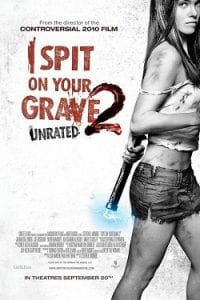 I Spit on Your Grave 2 כרזת הסרט
