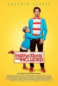 Instructions Not Included כרזת הסרט