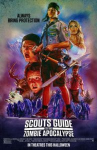 Scouts Guide to the Zombie Apocalypse כרזת הסרט