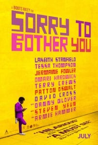 Sorry to Bother You כרזת הסרט