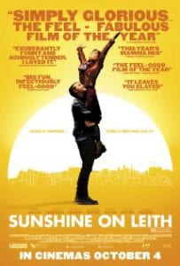 Sunshine on Leith כרזת הסרט
