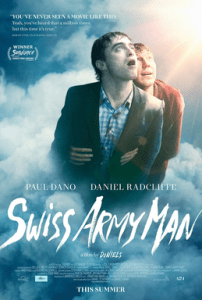 Swiss Army Man כרזת הסרט