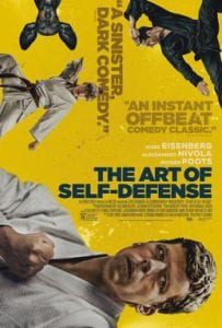 The Art of Self-Defense כרזת הסרט