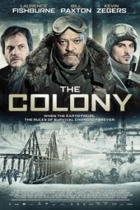 The Colony כרזת הסרט