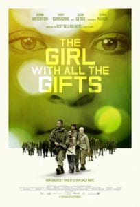 The Girl with All the Gifts כרזת הסרט