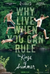 The Kings of Summer כרזת הסרט