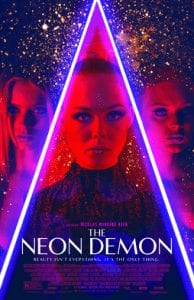 The Neon Demon כרזת הסרט