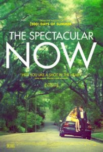 The Spectacular Now כרזת הסרט