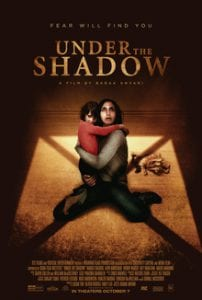 Under the Shadow כרזת הסרט