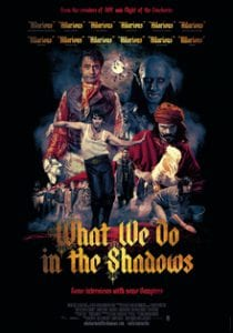 What We Do in the Shadows כרזת הסרט